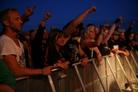 Rockweekend 2010 100710 Astral Doors 7600 Audience Publik