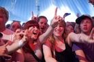 Roskilde Festival 2010 Festival Life Per 5249
