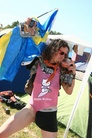 Roskilde Festival 2010 Festival Life Rasmus 5774