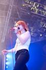 Roskilde Festival 2010 100701 Paramore 5107