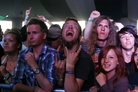 Roskilde Festival 2010 100701 Valient Thorr 5887 Audience Publik