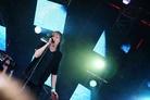 Roskilde Festival 2010 100701 When Saints Go Machine 5981