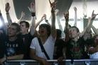 Roskilde Festival 2010 100704 Converge 6521 Audience Publik