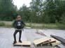 Siesta 2007 3707 Skatepose