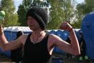 Siesta 2010 Festival Life Smurf 2899