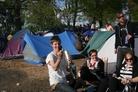 Siesta 2010 Festival Life Smurf 2989