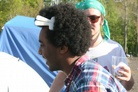 Siesta 2010 Festival Life Smurf 3019
