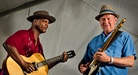 Stockholm-Folk-Festival-20130810 Eric-Bibb-And-Staffan-Astner-Cf 4326