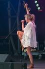 Summer Sundae Weekender 2010 100814 Diana Vickers 4132