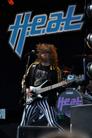 Sweden Rock 20090604 Heat 0198