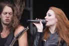Sweden Rock Festival 2010 100612 Epica 6713