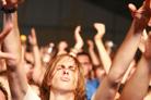 Sziget 20080813 Volbeat 6636 Audience Publik