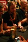 Sziget 20080814 Sabaton Signing Session 7173