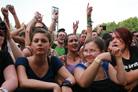 Sziget 20080815 The Cribs 7275 Audience Publik