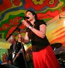 Tyrolens Bluesfest 2010 100619 Karin Rudefelt and Dr Blues  0004