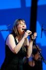 Umea Jazzfestival 2010 101028 Jeanette Lindstrom Och Norrbotten Big Band 6867