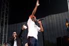 Uppsala Reggae Festival 20090807 Collie Buddz 2