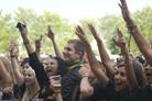 Uppsala Reggae Festival 20090807 Collie Buddz 6 Audience Publik