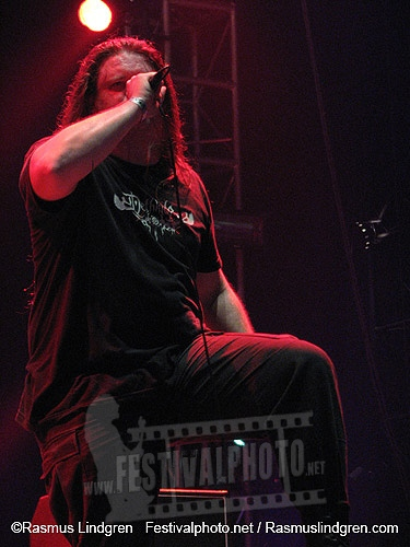 Cannibal corpse wacken 2004 they deserve to die