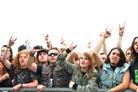 Wacken Open Air 20090731 Napalm Death 008 Audience Publik