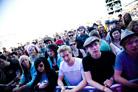 West Coast Riot 20090625 The Gaslight Anthem Publik Audience 1