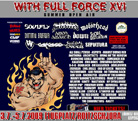 with full force lineup