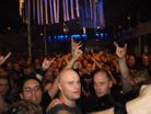 20081003 Palace Kalmar Sabaton 2 Audience Publik
