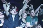 20090306 Volbeat Nojesfabriken Karlstad365 Audience Publik