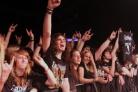 20090919 Moonsorrow Paganfest - Dortmund 10 audience publik