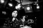 20100910 Sara Thuresson Kafe De Luxe - Vaxjo  7347