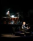 20101210 Elton John With Ray Cooper Malmo Arena - Malmo 3551