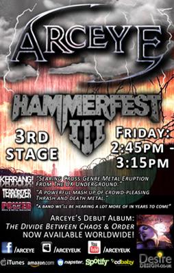 Arceye (Hammerfest III)