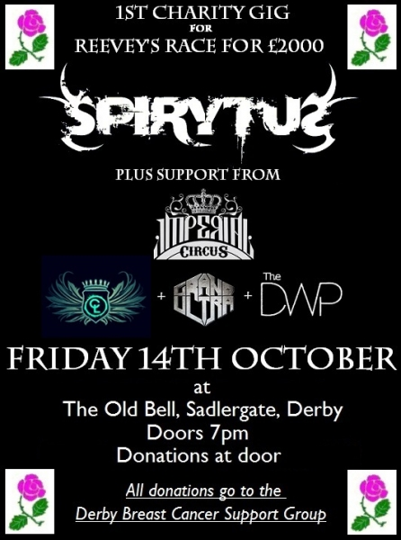Spirytus and Imperial Circus charity show
