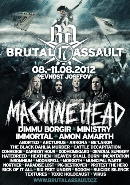Brutal Assault news!