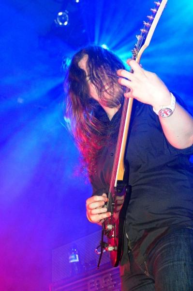 Akercocke live@Inferno Metal Festival 2011