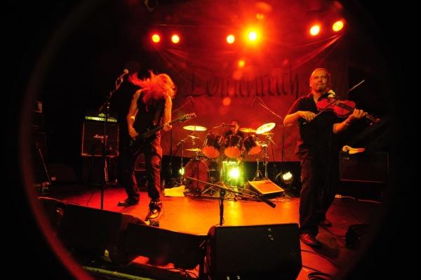 Dornenreich live@Inferno 2011