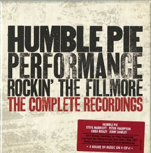 Review3201_Humble_Pie_-_Performance,_Rockin_the_Filmore_-_the_complete_recordings