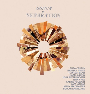 Review4237_Various_artists_-_Songs_of_separation