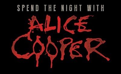 Alice Cooper - UK headline tour in 2017