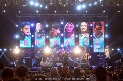 Krakatau Reunion Chapter One - Grand City Surabaya, Jan 7th 2017