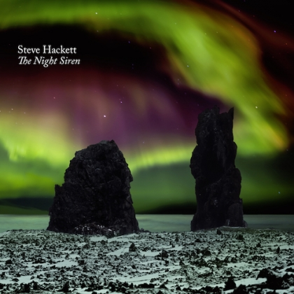 Steve Hackett New Studio Album & Tour - The Night Siren out 24th March