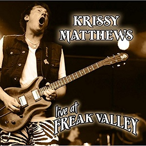 Krissy Matthews - Live at Freak Valley