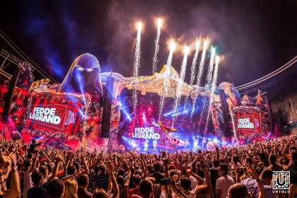 Prolyte products indispensable for the festival industry - UNTOLD FESTIVAL is an important user