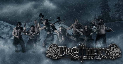 Intervju med Brothers of Metal