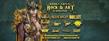 Rock n´Art Huskvarna Folkets Park