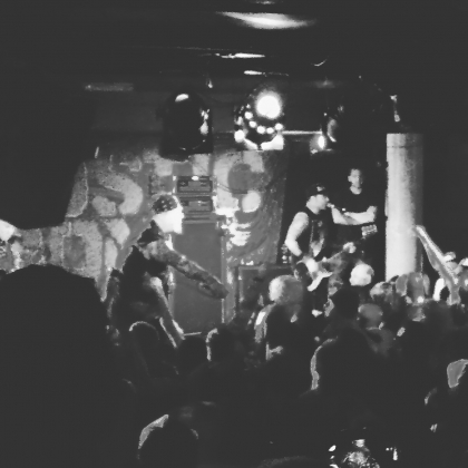 Agnostic Front @ The Underworld, Camden Town