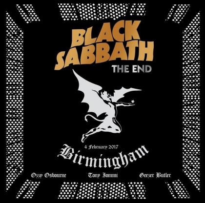 "Black Sabbath ""The End"" live DVD"
