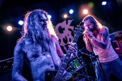 Black Moth, Grave Lines, Killing Man Jaroh - Boston Music Room, London