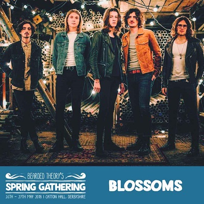 Blossoms announced as final headilner for Bearded Theory 2018