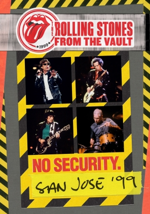 THE ROLLING STONES FROM THE VAULT: NO SECURITY – SAN JOSE 1999